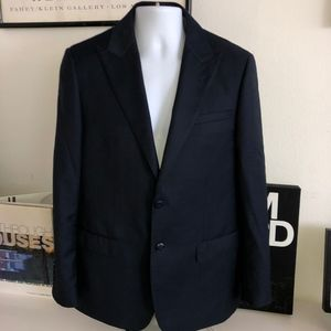Versace 1978 Collection Wool Jacket Navy Size 38R